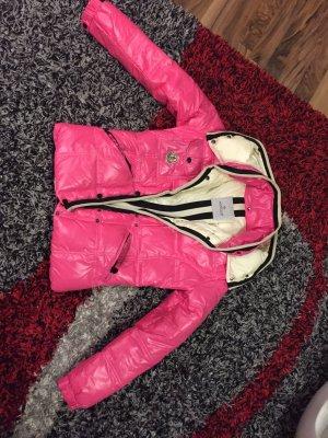 Moncler Jacke Pink Damen Daunenjacke