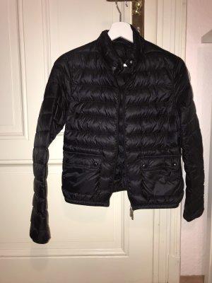 Moncler Lans Daunenjacke in schwarz