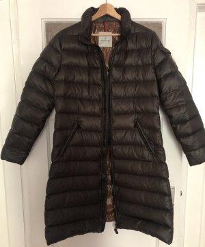 Moncler Down Coat brown-dark brown