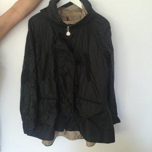 Moncler Mantel in dunkel grau/braun