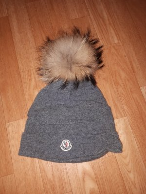 Moncler Fur Hat grey