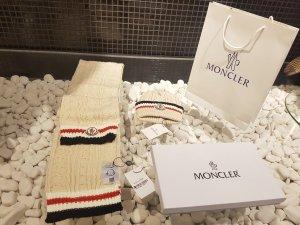 MONCLER MÜTZE-SCHAL-SET Angebot!!!