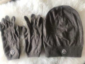 Moncler Mützen/Handschuh Set