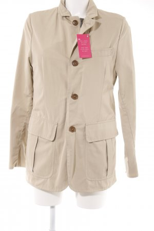 Moncler Outdoorjacke creme Casual-Look