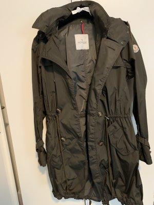 Moncler Raincoat dark green