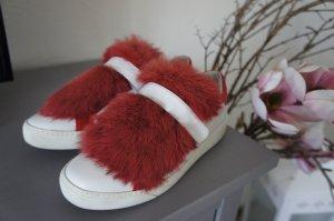 MONCLER Schuhe Gr. 38 Slipper Sneaker Loafer