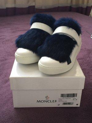 Moncler Sneaker blu-bianco