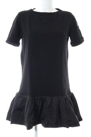 Moncler Sweatshirt schwarz Business-Look
