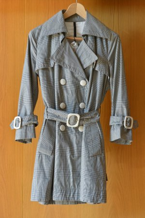 Moncler Trench Coat multicolored