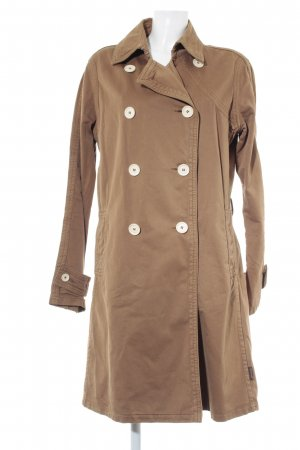 Moncler Trenchcoat cognac Casual-Look