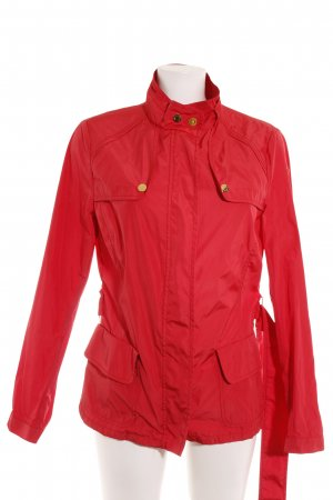 Moncler Windstopper rot Casual-Look