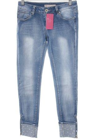 Monday Premium 7/8 Jeans mehrfarbig Casual-Look