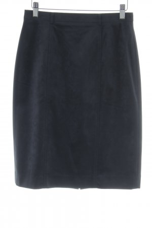 Mondi Bleistiftrock schwarz-dunkelblau Elegant