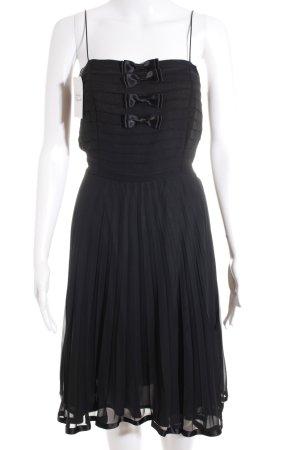 Mondi Empirekleid schwarz Elegant