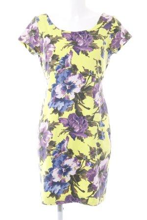 Mondi Jerseykleid Blumenmuster Casual-Look