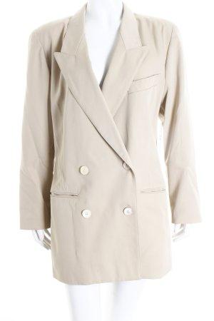 Mondi Long-Blazer beige Business-Look