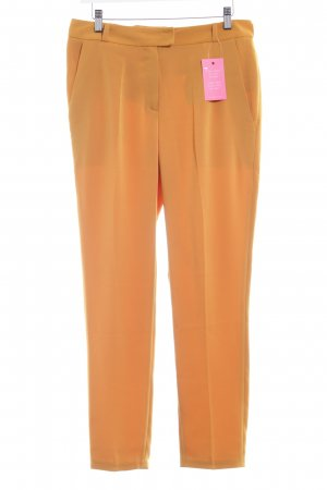 Mongrels in common Pantalone chino giallo-oro stile casual