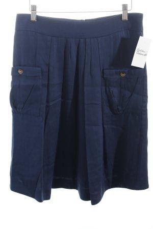 Mongrels in common Faltenrock dunkelblau schlichter Stil