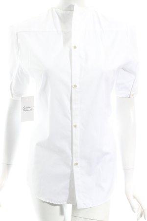 Mongrels in common Blouse à manches courtes blanc