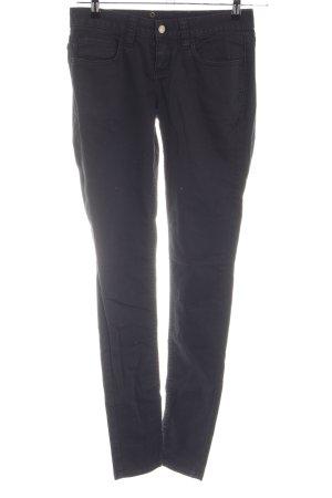 Monkee genes Five-Pocket Trousers black casual look