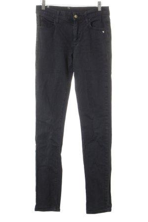 Monkee genes Skinny Jeans black street-fashion look