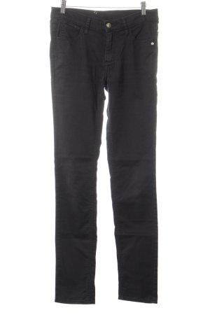 Monkee genes Jeans slim noir style décontracté