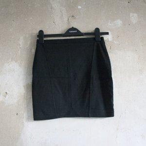 Monki Bodycon Rock schwarz