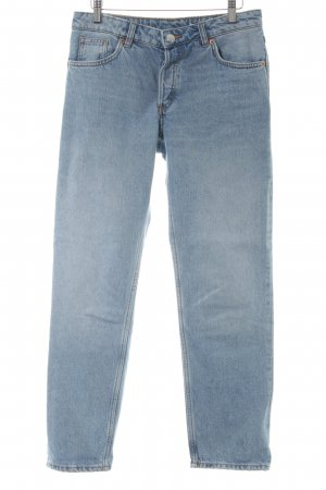 Monki Boyfriendjeans himmelblau Casual-Look
