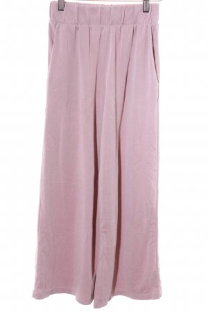 Monki Culottes altrosa Casual-Look