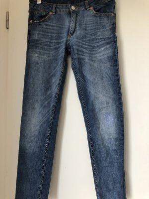 Monki Jeans 29/30 Cropped Slim