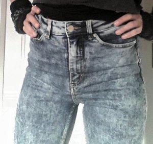 Monki Jeans acid wash W28