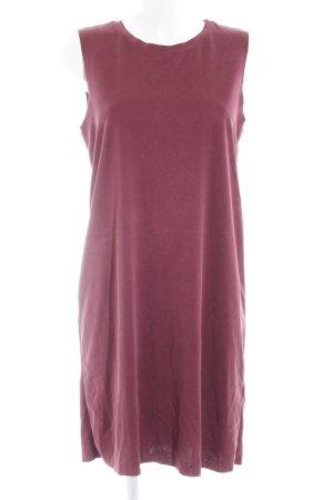Monki Jerseykleid purpur Casual-Look