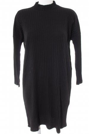 Monki Jerseykleid schwarz Casual-Look