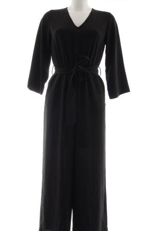 Monki Jumpsuit schwarz Elegant