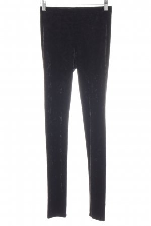 Monki Leggings negro look casual