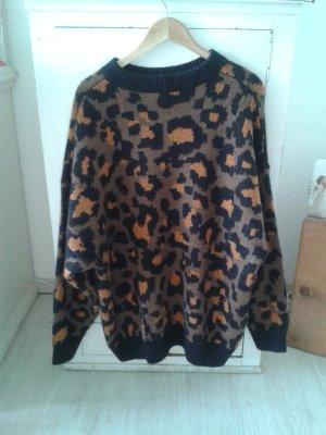 Monki Oversized Sweater multicolored