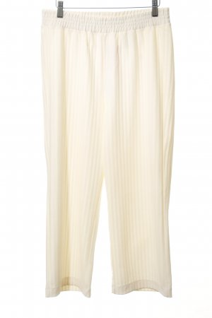 Monki Marlene Trousers cream elegant