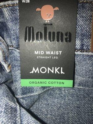 Monki moluna jeans Größe 36 / s / 28 / 8