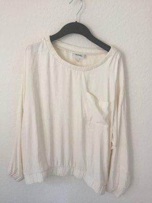 Monki oversize Shirt Creme Weiß