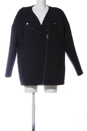 Monki Oversized Jacket black casual look