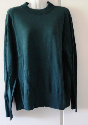 Monki Maglione verde bosco-verde scuro
