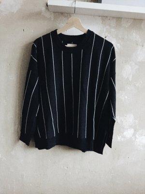 Monki Pullover mit Streifen