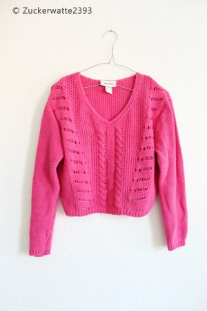 Monki Pullover Pink NEU 34/XS