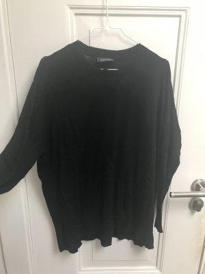 Monki Pullover schwarz