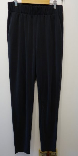 MONKI Saruel Pants loose fit Track Pants Gr. S/M (38) schwarz Modal Clean Chic