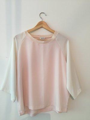 Monki Shirt-Bluse zweifarbig