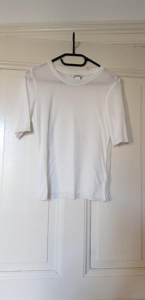 Monki Shirt weiß Gr. M