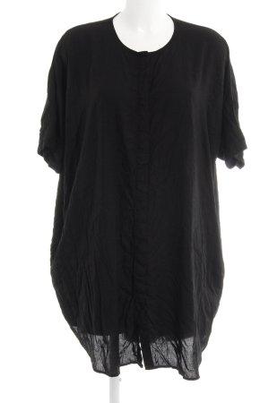 Monki Shirtkleid schwarz Casual-Look