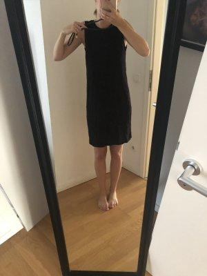 Monki Shirtkleid schwarz