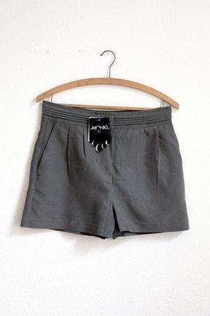 Monki Shorts Grau S Modal